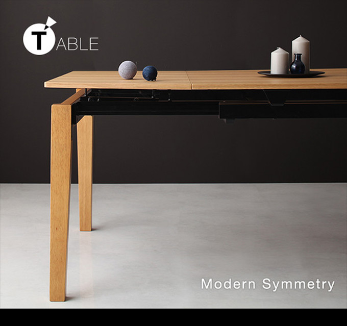 TABLE Modern Symmetry